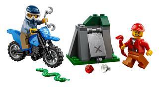 LEGO 60170 - LEGO City - Terepjárós üldözés