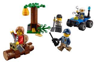 LEGO 60171 - LEGO City - Hegyi szökevények