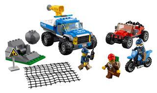 LEGO 60172 - LEGO City - Üldözés a földúton