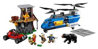 LEGO 60173 - LEGO City - Hegyi letartóztatás