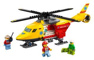 LEGO 60179 - LEGO City - Mentőhelikopter