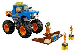 LEGO 60180 - LEGO City - Óriási teherautó