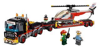 LEGO 60183 - LEGO City - Nehéz rakomány szállító