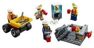 LEGO 60184 - LEGO City - Bányászcsapat