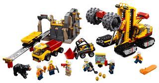 LEGO 60188 - LEGO City - Bányaszakértői terület