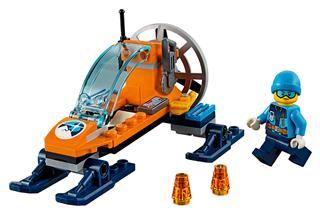 LEGO 60190 - LEGO City - Sarkvidéki jégsikló