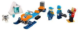 LEGO 60191 - LEGO City - Sarkvidéki expedíciós csapat