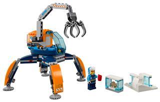 LEGO 60192 - LEGO City - Sarkvidéki lánctalpas jármű
