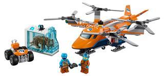 LEGO 60193 - LEGO City - Sarkvidéki légi szállítás