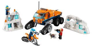 LEGO 60194 - LEGO City - Sarkvidéki felderítő teherautó