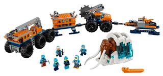 LEGO 60195 - LEGO City - Sarki mobil kutatóbázis