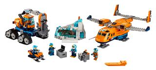 LEGO 60196 - LEGO City - Sarkvidéki szállító repülőgép