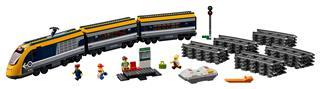 LEGO 60197 - LEGO City - Személyszállító vonat