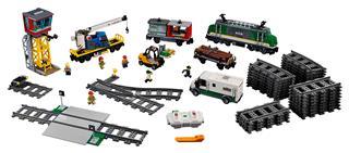 LEGO 60198 - LEGO City - Tehervonat