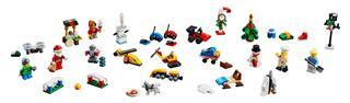 LEGO 60201 - LEGO City - Adventi naptár 2018