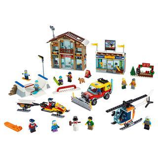 LEGO 60203 - LEGO City - Síüdülő