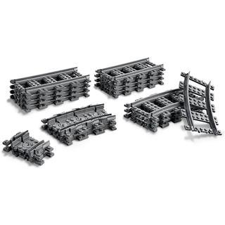 LEGO 60205 - LEGO City - Vonat sínek