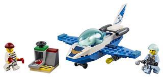 LEGO 60206 - LEGO City - Légi rendőrségi járőröző repülőgép
