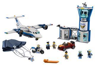 LEGO 60210 - LEGO City - Légi rendőrségi légibázis