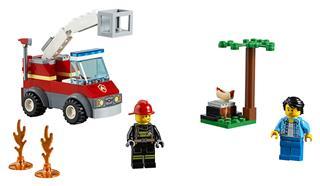 LEGO 60212 - LEGO City - Kiégett grill