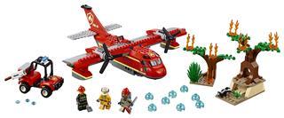 LEGO 60217 - LEGO City - Tűzoltó repülő