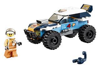 LEGO 60218 - LEGO City - Sivatagi rali versenyautó