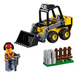 LEGO 60219 - LEGO City - Építőipari rakodó