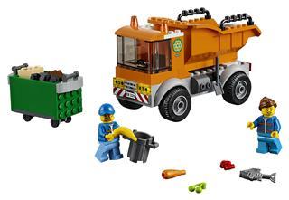 LEGO 60220 - LEGO City - Szemetes autó