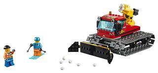 LEGO 60222 - LEGO City - Hótakarító