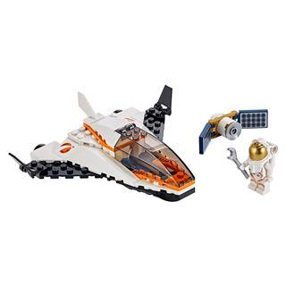 LEGO 60224 - LEGO City - Műholdjavító küldetés