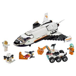 LEGO 60226 - LEGO City - Marskutató ûrsikló
