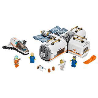 LEGO 60227 - LEGO City - Hold-űrállomás