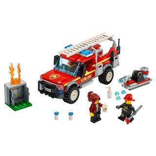 LEGO 60231 - LEGO City - Tűzoltó-parancsnoki rohamkocsi