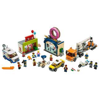 LEGO 60233 - LEGO City - Fánkozó megnyitó