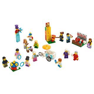 LEGO 60234 - LEGO City - Figuracsomag - Vidámpark