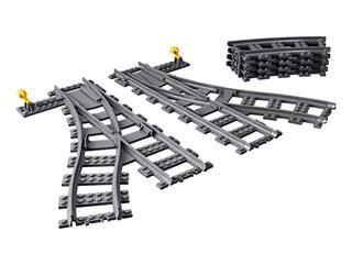 LEGO 60238 - LEGO City - Vasúti váltó
