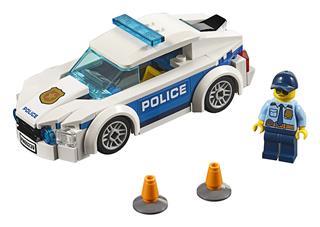 LEGO 60239 - LEGO City - Rendõrségi járõrkocsi