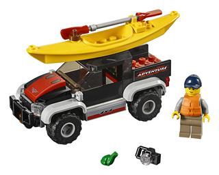 LEGO 60240 - LEGO City - Kajakos kaland
