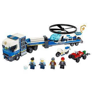 LEGO 60244 - LEGO City - Rendőrségi helikopteres szállítás