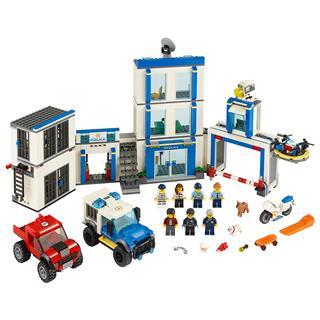 LEGO 60246 - LEGO City - Rendõrkapitányság