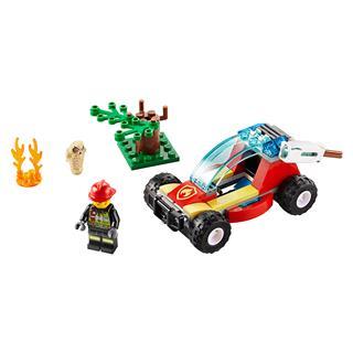 LEGO 60247 - LEGO City - Erdőtűz