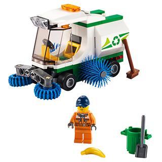 LEGO 60249 - LEGO City - Utcaseprő gép