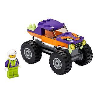 LEGO 60251 - LEGO City - Óriás-teherautó