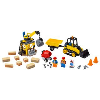 LEGO 60252 - LEGO City - Építőipari buldózer