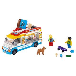 LEGO 60253 - LEGO City - Fagylaltos kocsi