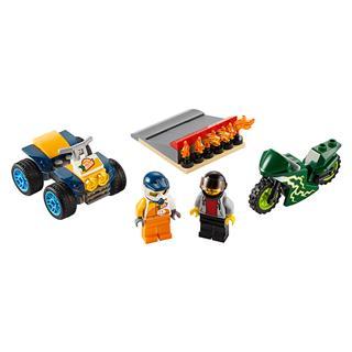 LEGO 60255 - LEGO City - Kaszkadőr csapat
