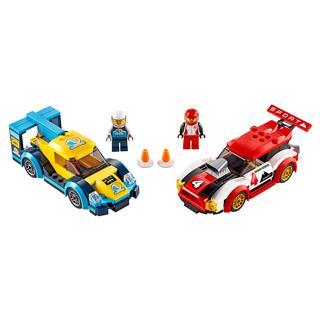 LEGO 60256 - LEGO City - Versenyautók
