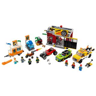 LEGO 60258 - LEGO City - Szerelõmûhely