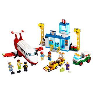 LEGO 60261 - LEGO City - Központi Repülõtér