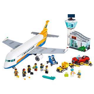 LEGO 60262 - LEGO City - Utasszállító repülőgép